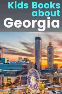 Children's Books about Georgia - Books about Atlanta