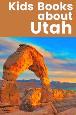 Books about Utah, for Children