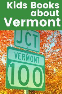 Vermont Children's Books