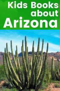 Children's Books about Arizona - Books Set in Arizona - Arizona Picture Books