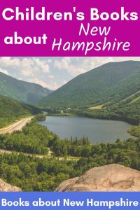 children's books about New Hampshire - New Hampshire Children's books - New Hampshire picture books - books set in New Hampshire - books about New Hampshire