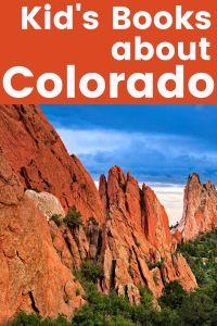 Colorado books - Colorado books for kids
