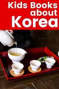Books from Korea - Books about Korea for kids