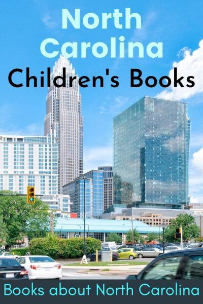 Books about North Carolina - Children's Books about North Carolina - North Carolina picture books - Kids books about North Carolina