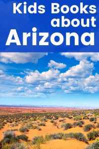 Children's Books about Arizona