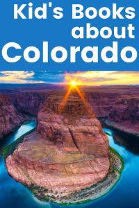 Children's books about Colorado - Colorado picture books - picture books set in Colorado - Colorado books for kids