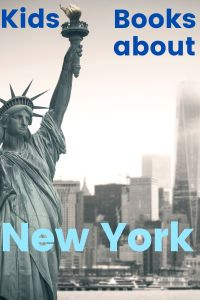 Kids Books about New York - Books about Ellis Island - books about the Statue of Liberty