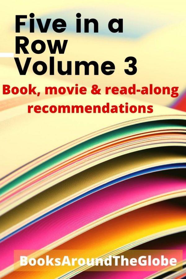 Five in a Row Volume 3 - Five in a Row Volume 3 book list - FIAR activities volume 3
