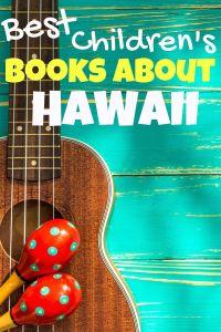 Best children's books about Hawaii - kids books about Hawaii - picture books about Hawaii - Hawaii children's books