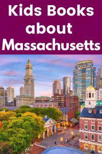 Massachusetts childrens books - Boston childrens book - childrens book about Boston - books set in Boston - books set in Massachusetts