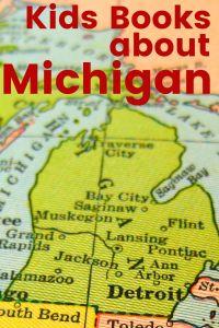 Children's books about Michigan - children's books set in Michigan - Michigan picture books - picture books about Michigan - books about Michigan for kids - Books about Detroit
