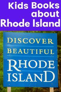 Children's Books about Rhode Island - Rhode Island books for kids