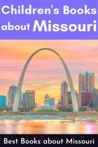 Children's Books about Missouri - good Missouri children's books for kids