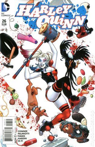 Harley Quinn #26C