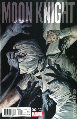 Moon Knight #2B