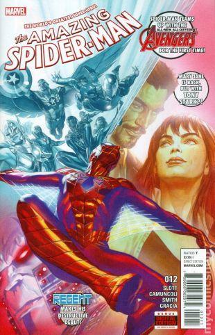 Spider-Man #12A