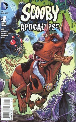 Scooby Apocalypse #1D