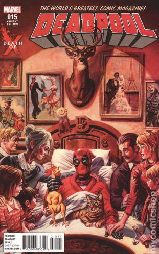 Deadpool #15B