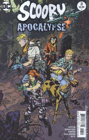 Scooby Apocalypse #3B