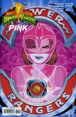 Pink Ranger #2A