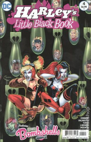 Harley's Little Black Book #4A
