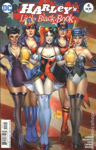 Harley's Little Black Book #4B