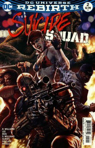 Suicide Squad #2B