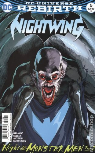 Nightwing #5B
