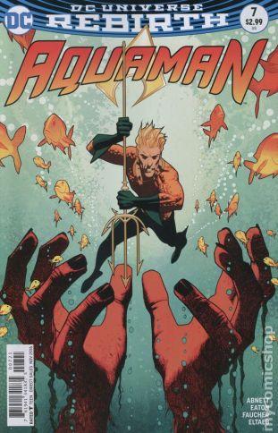Aquaman #7B