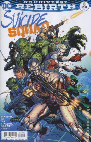 Suicide Squad #3A