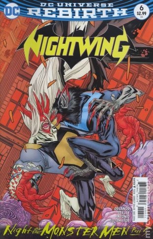 Nightwing #6A