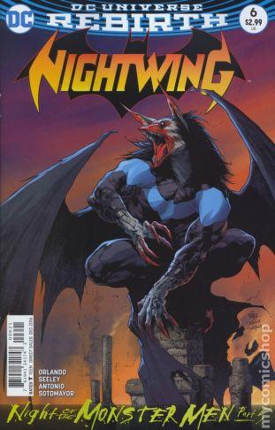 Nightwing #6B