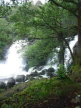 Waterfalls at Inversnaid