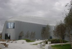 Detail of the Riverside Museum