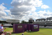 Clouds over Lord's
