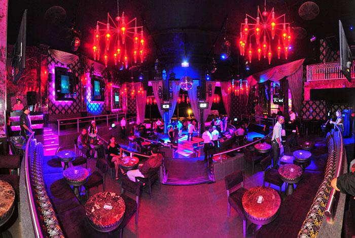 Bar at Puerto Vallarta