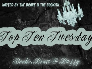 Top Ten Tuesday New copy