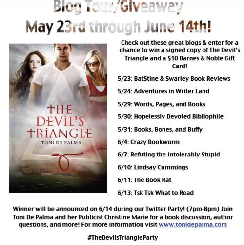 DT blog tour info
