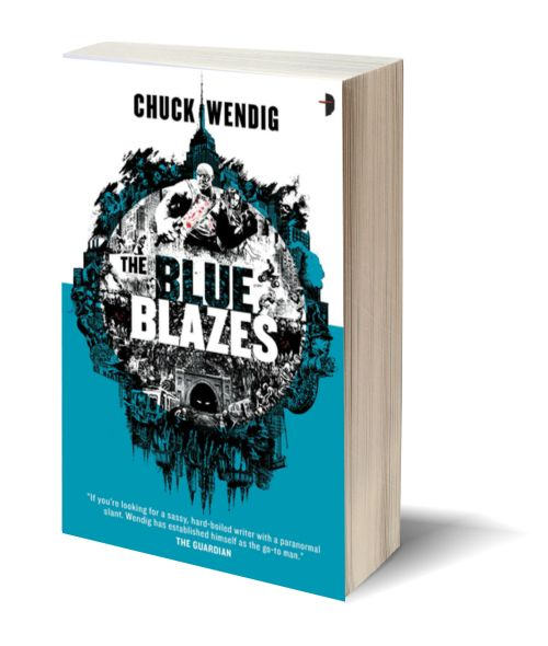 The Blue Blazes 3D