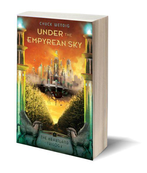 Under the Empyrean Sky 3D