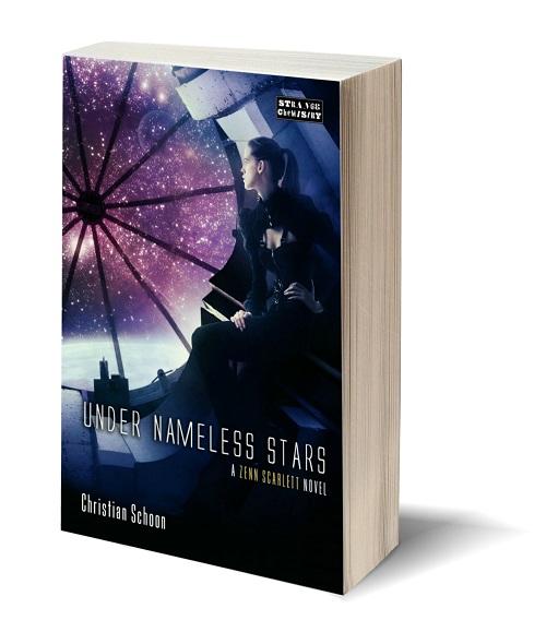 Under Nameless stars 3D