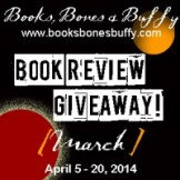 March book review giveaway