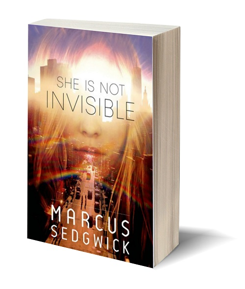 She Is Not Invisible 3D