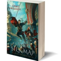 Magic Carpets & Dragon Horses: THE SILK MAP by Chris Willrich – Review