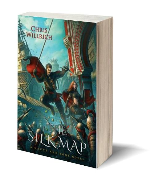 The Silk Map 3D