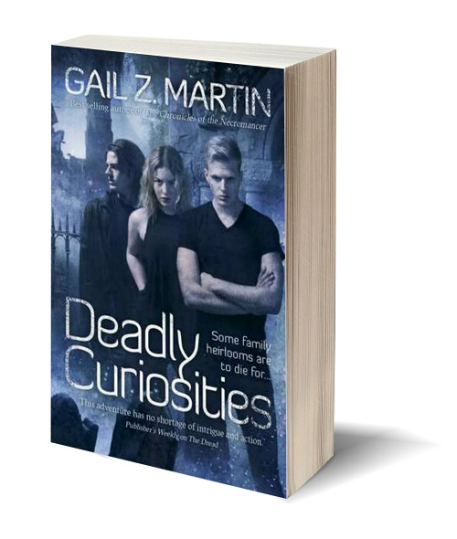 Deadly Curiosities 3D