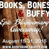 Books, Bones & Buff