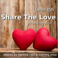 Share the Love Hop – Win a Set of Books!