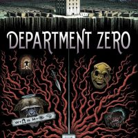 Giveaway & Excerpt: DEPARTMENT ZERO by Paul Crilley