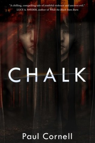 CHALK by Paul Cornell – Review